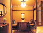 和室テーブル席