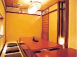 和室掘りごたつテーブル席